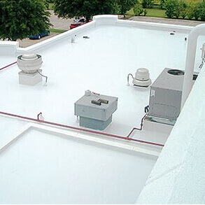 Commercial Roof Replacement and Repairs